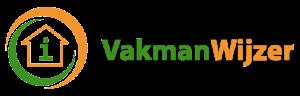 Logo voor de vakmanwijzer